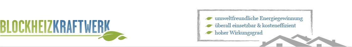 Logo Blockheizkraftwerk